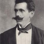 Porträit von Otto Eckmann