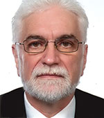 Passfoto von Dieter Steffmann, Breite 150 Pixel