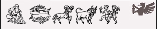 DS Tierkreiszeichen Set 4-6