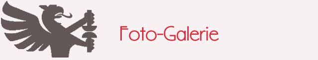 Header mit Schriftzug Fotogalerie und Druckerwappen