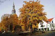 Die Nikolauskirche in Rüthen