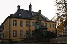 """Das """"Alte Rathaus"""" in Rüthen"""