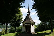 """Franz- Hitze-Kapelle """"zur schmerzhaften Mutter"""" in Hanemicke am Biggesee"""