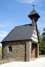 Kapelle an der Lourdes Grotte in Altenkleusheim
