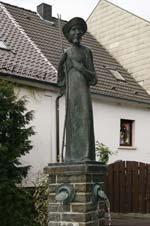 Der Jakobusbrunnen in Breckerfeld