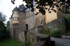 Innenhof der Freusburg