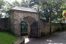 Eingangstor zur Freusburg