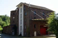 Die Freusburger Mühle an der Sieg