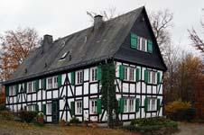 Hammergewerkenhaus auf der Ginsburg