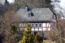 Die ehemalige Mühle des Schlosses Junkernhees aus dem Jahre 1796