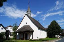 Die St.-Sebastian-Kapelle in Niederhelden