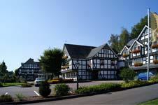 Das Romantikhotel Platte in Niederhelden