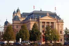 Das Mecklenburgische Staatstheater Schwerin
