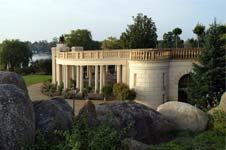 Orangerie des Schweriner Schlosses