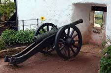 Kanone auf der Wartburg