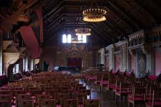 Das Landgrafenzimmer auf der Wartburg