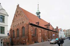 Die Heilig-Geist-Kirche in Wismar