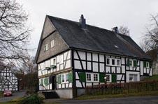 Ehemaliges Pfarrhaus in Oberholzklau