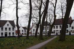 Brügge, Beginenhof