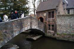 Brügge, Steinerne Brücke