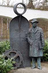 Skulptur Eberhard Koenig