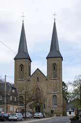 Marialinden. St. Mariä Heimsuchung
