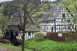 Wassermühle in Altwindeck