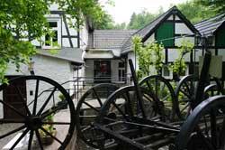 Die Holsteinsmühle beim Schloss Homburg