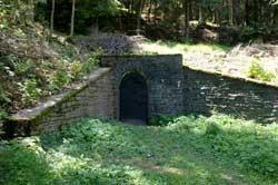 "Kindelsbergpfad Station 7: ""Wilder Mann"""