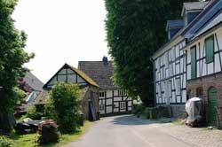 Fachwerkensemble in Niederbierenbach