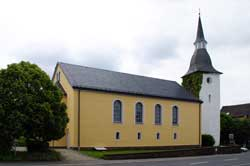 Ev. Kirche in Drabenderhöhe