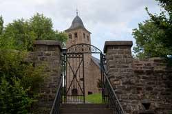 Ev. Kirche St. Ludgerus in Krombach