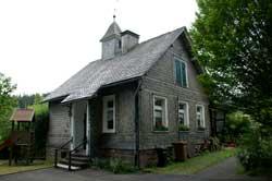 Ehemalige Dorfschule in Zinse