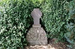 Das Schwedenkreuz in Belmicke