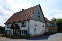 Das alte Forsthaus Grunewald