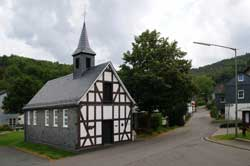 """Dorfgemeinschaftshaus """"Alte Kapellenschule"""" in Grund"""