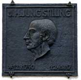 Gedenktafel an Jung-Stillings Geburtshaus