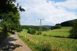 Das Insbachtal bei Grund