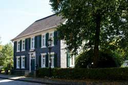 Ehemaliges Pfarrhaus in Thier