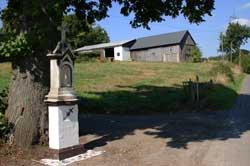 Bildsrtock in Wegerhof am alten Thierer Kirchweg