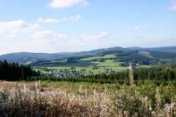 """Panoramablick """"Auf dem Höchsten"""""""