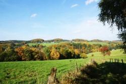 Der Wanderweg zwischen Oberlinde und Obersülze