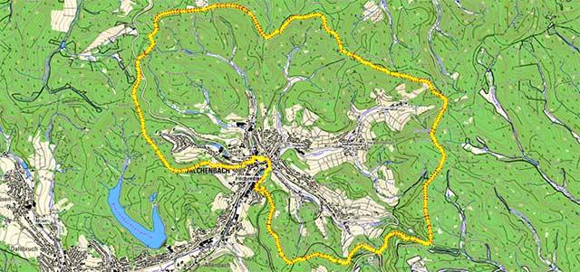 Route des Hilchenbacher Höhenrings