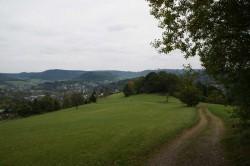 Bergwiesen oberhalb Hilchenbachs