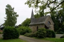 Die Kapelle Ommerborn aus dem Jahr 1849