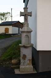 Kruzifix in der Hofschaft Ritterlöh