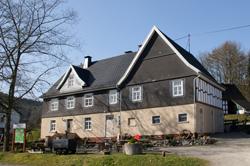 Das Gemeinde-Heimat-Museum der Gemeinde Kirchhundem in Silberg