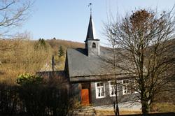 Die alte Kapellenschule wird heute als Dorfgemeinschaftshaus genutzt