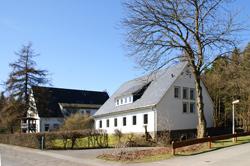 Jugendwaldheim Gillerberg auf der Ginsberger Heide