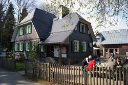 Einkehr im Forsthaus Hohenroth